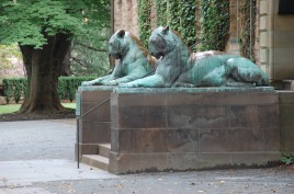 Princeton University - Tigers at Nassau Hall