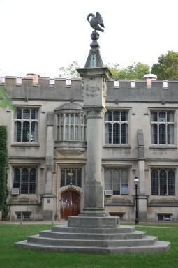 Princeton University - Mather Sundial