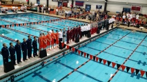 Princeton University - DeNunzio Pool
