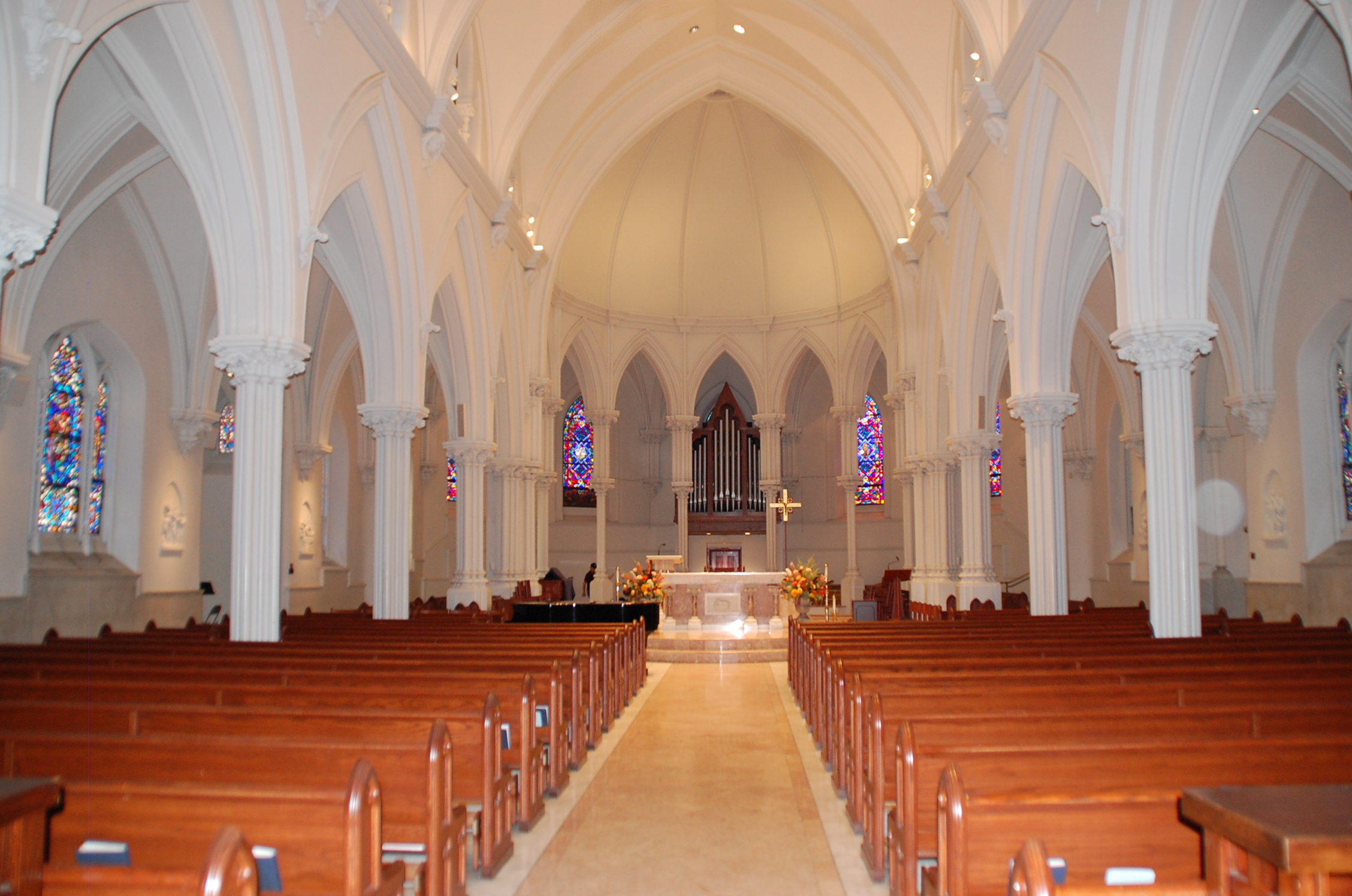 Villanova University St Thomas Of Villanova Church Lepesant