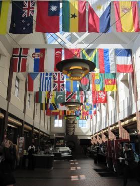 Colgate University - Frank Dining Hall